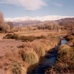 Arroyo El Manzano, afluente del Río Grande