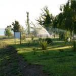 Villa Casa de Piedra, acceso