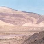 Valle Río Colorado en provincias de Neuquén y Mendoza