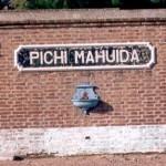 Pichi Mahuida (Estación ferroviaria; provincia de Río Negro)