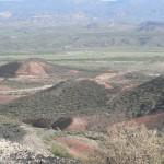 Río Colorado - Vista tramo Cañadón Amarillo