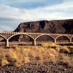 Río Barracas - Puente Ruta 40