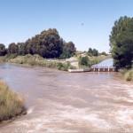Canal de riego principal - CORFO Río Colorado - Pedro Luro (Provincia de Buenos Aires)
