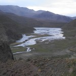 Río Barrancas – A. arriba de la laguna Carrilauquen