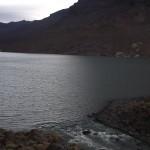 05 - Foto Carrilauquen -  Descarga de la laguna