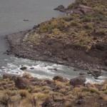 07 - Foto Carrilauquen -  Descarga de la laguna