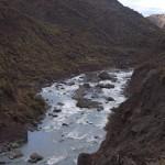 10 - Foto Carrilauquen -  Descarga de la laguna