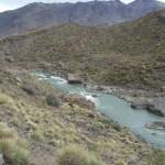 Río Barrancas – A. abajo de la descarga de la laguna