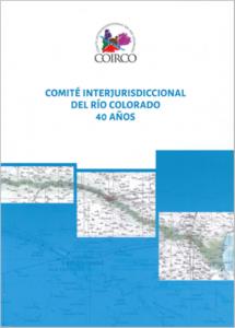 Tapa libro 40 años, COIRCO
